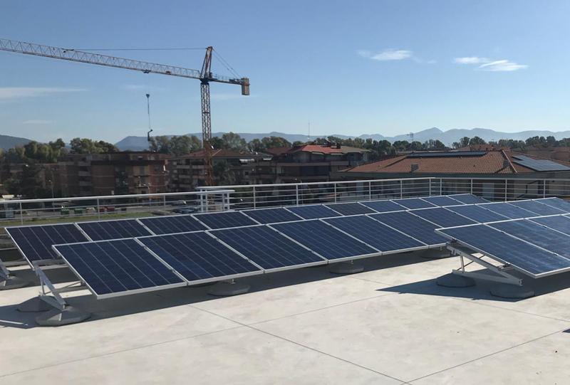 Impianti Fotovoltaico F.A.S.E.